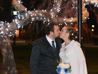 El matrimonio de Sandra y Wladimir
