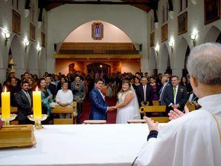 El matrimonio de Tamara y Pablo 2