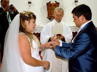 El matrimonio de Tamara y Pablo 3