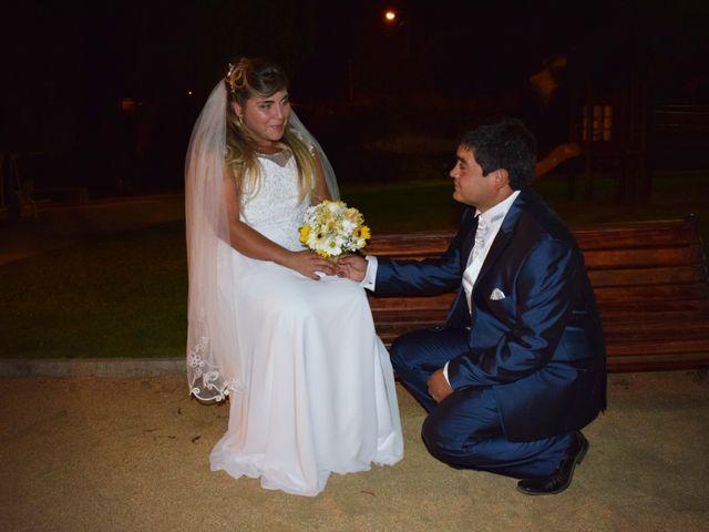 El matrimonio de Tamara y Pablo