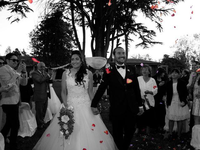 El matrimonio de Ximena y Daniel