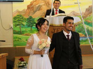 El matrimonio de Nancy y Jorge