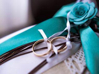 El matrimonio de Tania y Sergio 2