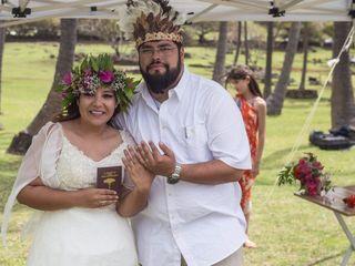 El matrimonio de Ivania  y Sanny
