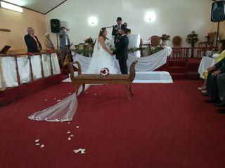 El matrimonio de Daniela  y Luis  1