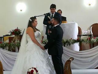 El matrimonio de Daniela  y Luis  2