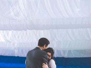 El matrimonio de Daniela  y Roberto  2