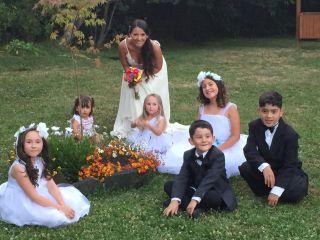 El matrimonio de Maccarena y Máximo 2