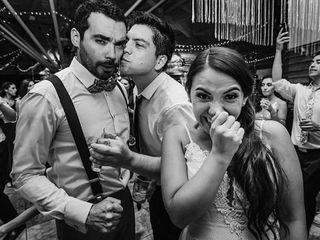 El matrimonio de Maccarena y Máximo 3