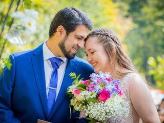 El matrimonio de Lucy y Camilo
