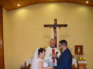 El matrimonio de Javiera y Francisco 2