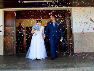 El matrimonio de Javiera y Francisco 3