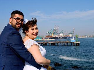 El matrimonio de Javiera y Francisco