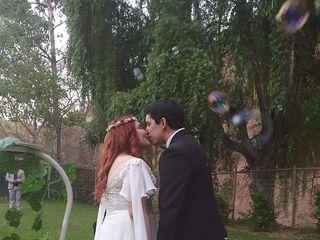 El matrimonio de Tamara y Cristian  2
