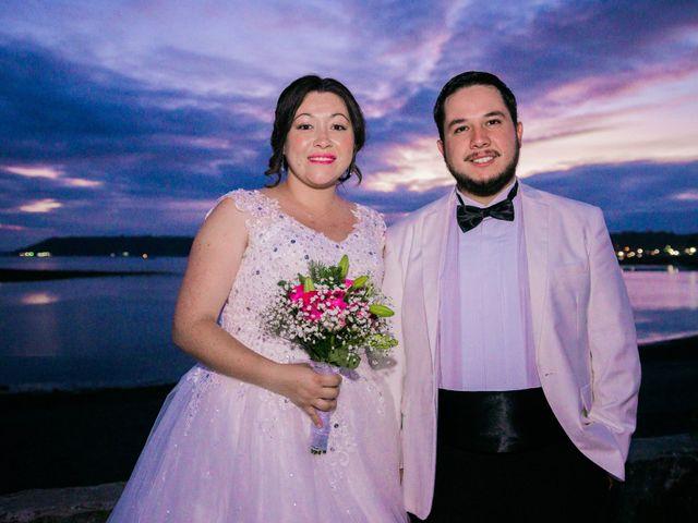 El matrimonio de Tania y Sergio
