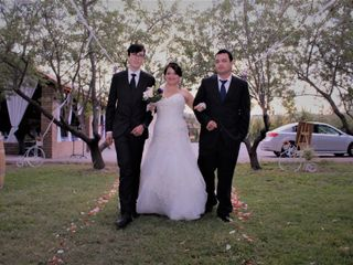 El matrimonio de Leslia y Cristian 1