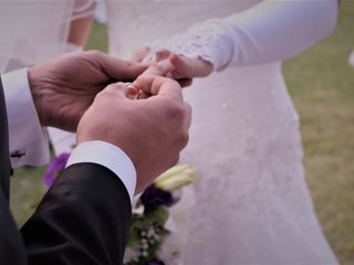 El matrimonio de Leslia y Cristian 2