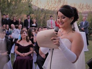 El matrimonio de Leslia y Cristian 3
