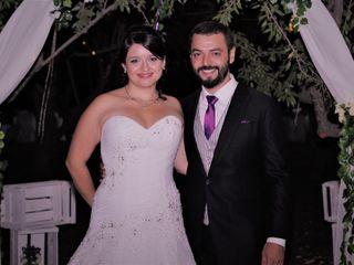El matrimonio de Leslia y Cristian