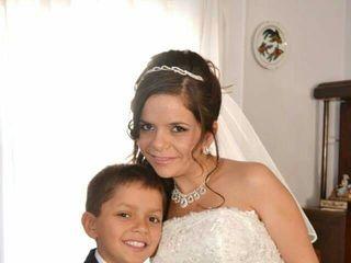 El matrimonio de Paula  y Joaquín 1