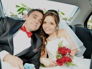 El matrimonio de Paula  y Joaquín