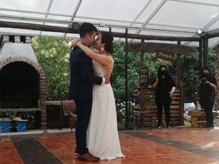 El matrimonio de Cecilia y Francisco 1