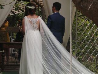 El matrimonio de Cecilia y Francisco 2
