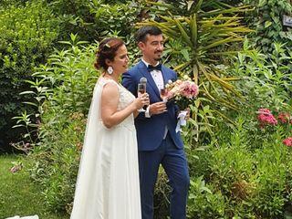 El matrimonio de Cecilia y Francisco 3