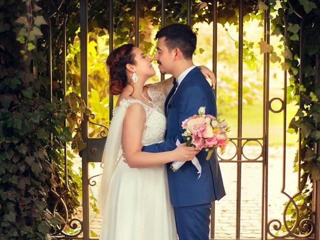 El matrimonio de Cecilia y Francisco