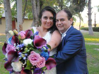 El matrimonio de Yanitza  y Mario