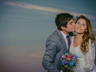 El matrimonio de Kersee y Alexander
