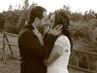 El matrimonio de Alicia y Ivan