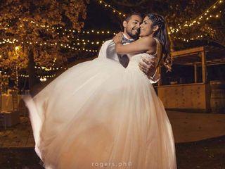 El matrimonio de Nicole y Cristóbal 1