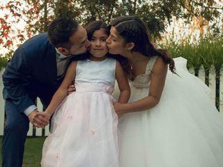 El matrimonio de Nicole y Cristóbal 2