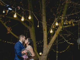 El matrimonio de Nicole y Cristóbal 3