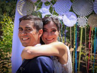 El matrimonio de Beatriz y Eduardo
