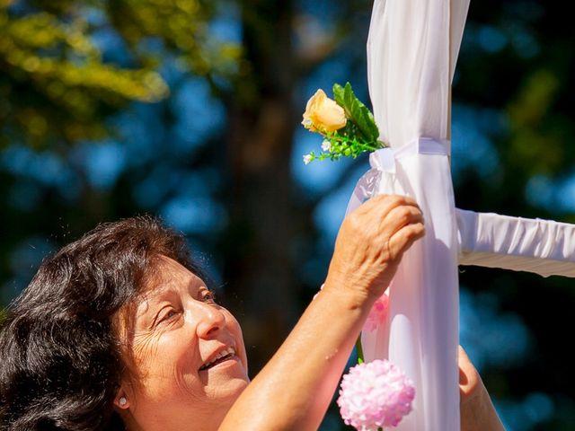 El matrimonio de Sebastián y Lya en Puerto Varas, Llanquihue 4