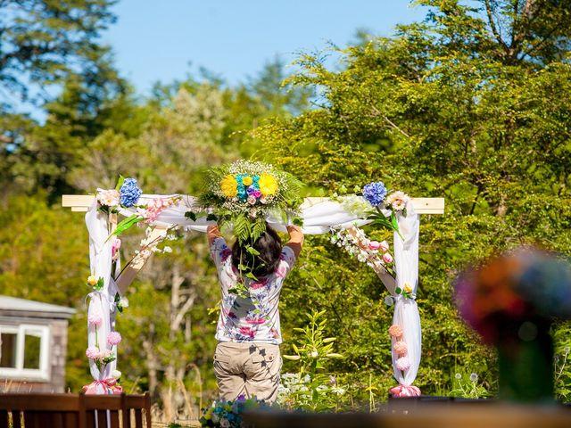 El matrimonio de Sebastián y Lya en Puerto Varas, Llanquihue 8