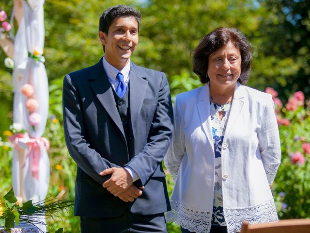El matrimonio de Sebastián y Lya en Puerto Varas, Llanquihue 36