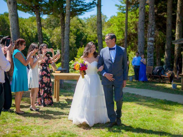 El matrimonio de Sebastián y Lya en Puerto Varas, Llanquihue 37