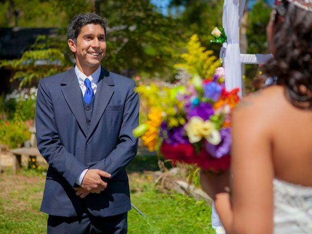 El matrimonio de Sebastián y Lya en Puerto Varas, Llanquihue 38
