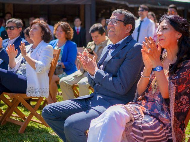 El matrimonio de Sebastián y Lya en Puerto Varas, Llanquihue 40