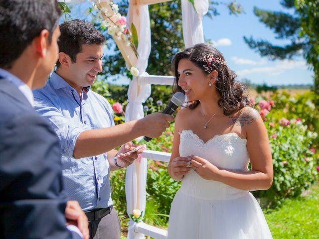 El matrimonio de Sebastián y Lya en Puerto Varas, Llanquihue 43
