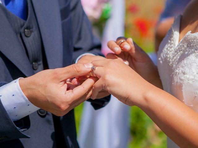 El matrimonio de Sebastián y Lya en Puerto Varas, Llanquihue 44