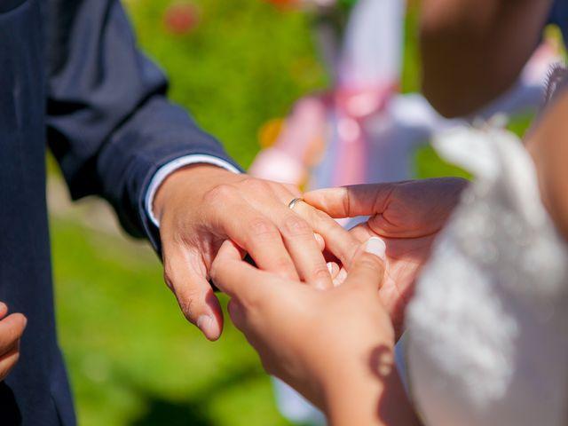 El matrimonio de Sebastián y Lya en Puerto Varas, Llanquihue 45