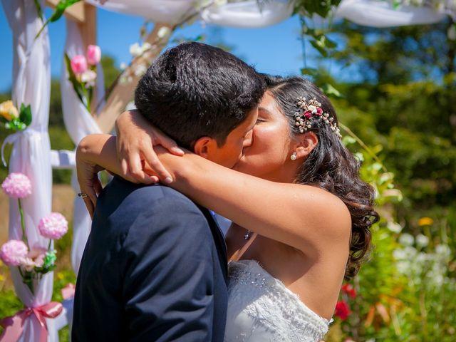 El matrimonio de Sebastián y Lya en Puerto Varas, Llanquihue 46