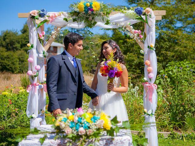 El matrimonio de Sebastián y Lya en Puerto Varas, Llanquihue 48