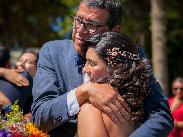 El matrimonio de Sebastián y Lya en Puerto Varas, Llanquihue 49