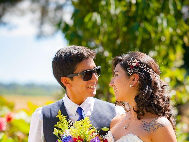 El matrimonio de Sebastián y Lya en Puerto Varas, Llanquihue 51