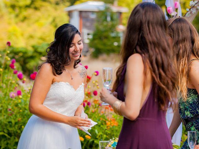 El matrimonio de Sebastián y Lya en Puerto Varas, Llanquihue 53
